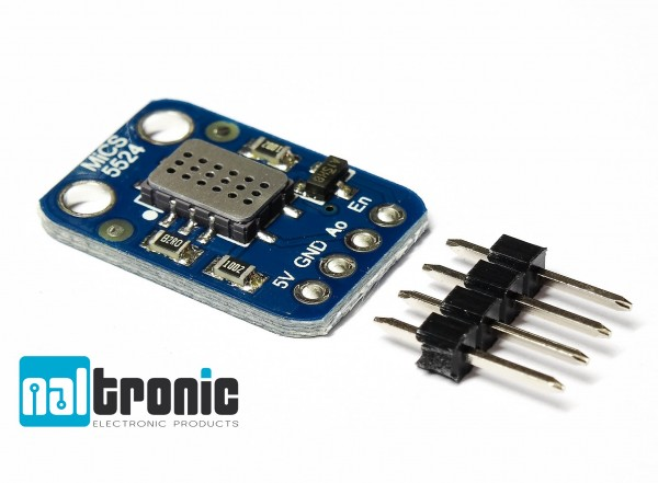 MICS-5524 Modul Ammoniak Kohlenmonoxid Methan Wasserstoff Alcohol Sensor Arduino