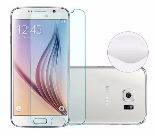 10 x Samsung Galaxy S6 Schutzglas 9H Echtglas Schutzfolie OVP
