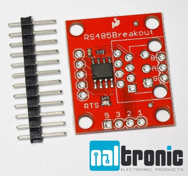 RS485 SP3485 Transceiver Konverter Breakout Kommunikationsmodul - 90