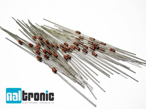 10 Stück 1N60P 1N60 Schottky Diode 45V JEDEC DO-7