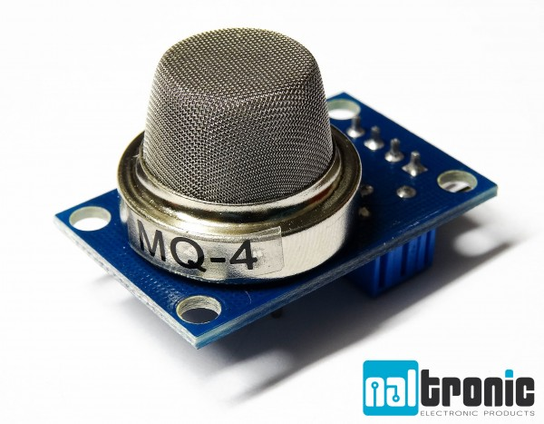 MQ-4 MQ4 Methan Gas Erdgas Detector Sensor Modul Board für Arduino