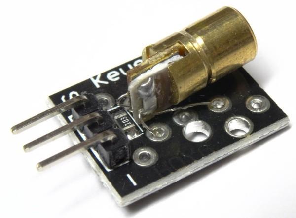 Laser Pointer Sensor Modul KY-008 für Arduino Raspberry Pi 181