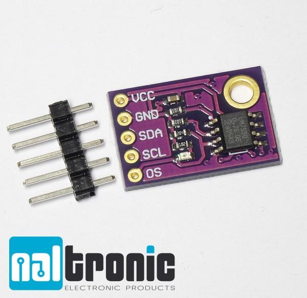 LM75A CJMCU-75 Temperatursensor I2C Modul Board für Arduino - 91