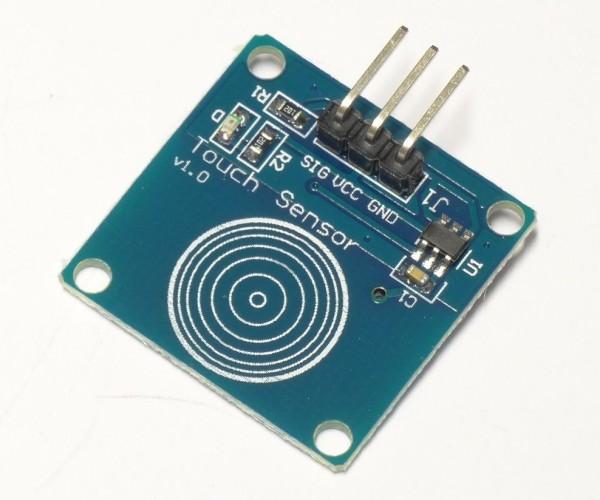 TTP223B Berührungssensor Digital Touch Sensor Modul kapazitiver Schalter 53