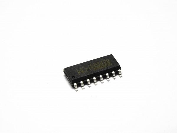 1 / 2 / 5 Stück CH340G IC SOIC-16 SOP16 USB zu Seriell Schnittstellenwandler