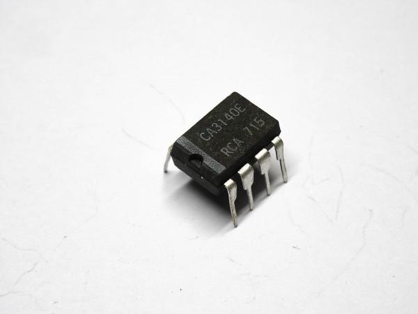 1 / 5 / 10 CA3140 CA3140E CA3140EZ IC DIP8 4.5MHz BiMOS Operationsverstärker