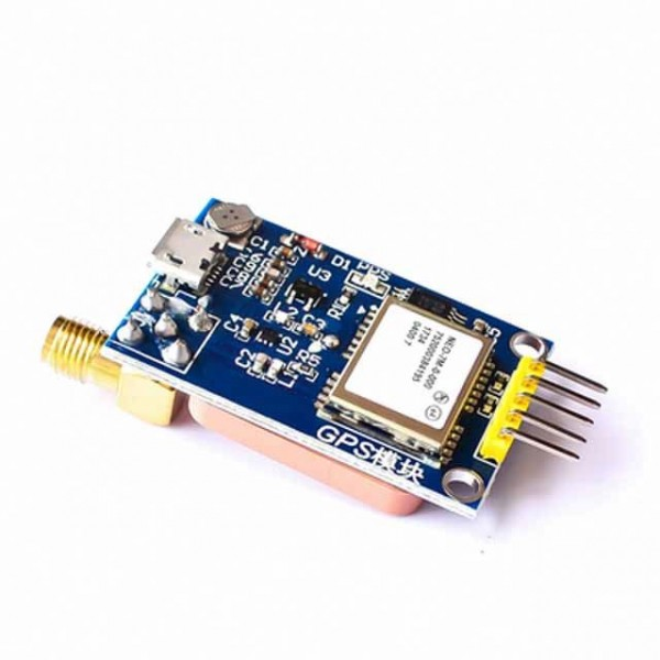 NEO8M GPS Modul NEO-M8N Board Arduino STM32 IPEX SMA Anschluss