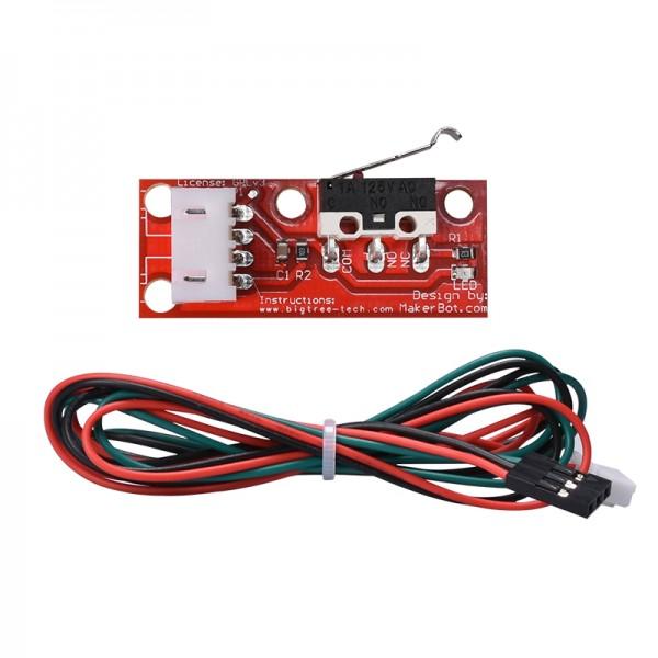 1 Stück / 3 Stück mechanischer Endschalter Reprap ramps 1,4 70cm Kabel Endstop