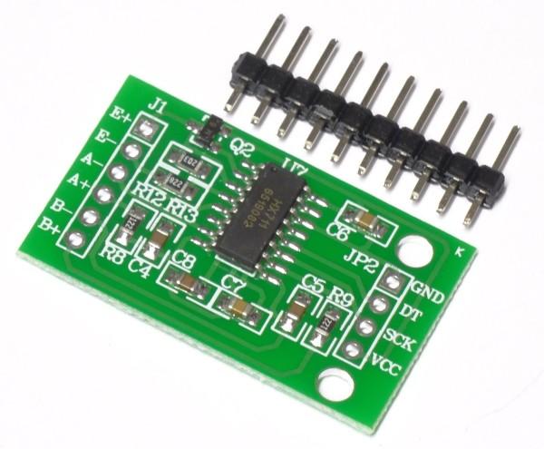 24 Bit HX711 Gewichtsensor Drucksensor Auswerteelektronik Modul Board Arduino 30