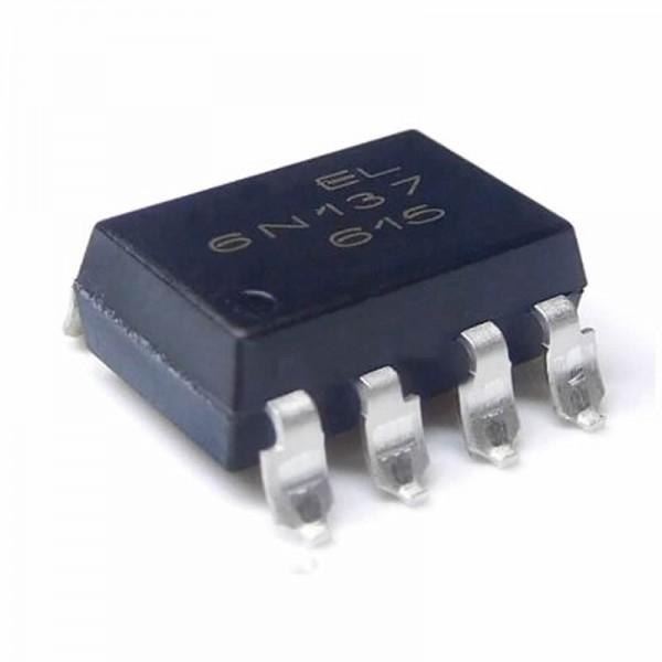 1 -5 Stück - 6N137S SOP8 6N137SD SOP 6N137 SOP-8 Optokoppler