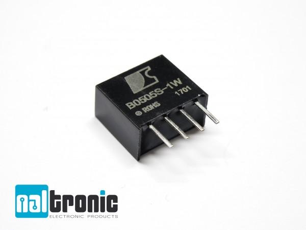 B0505S-1W 5V zu 5V DC Wandler Konverter 1000V galvanisch getrennt