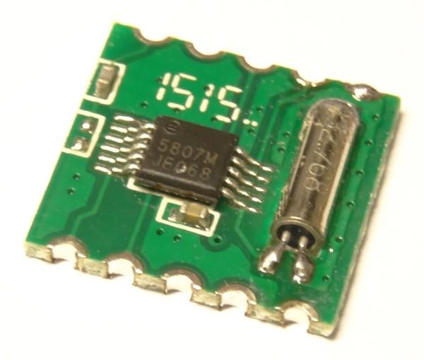 Mini FM Radio Modul RDA5807M RRD-102 V2.0 I2C Stereo Board für Arduino 118