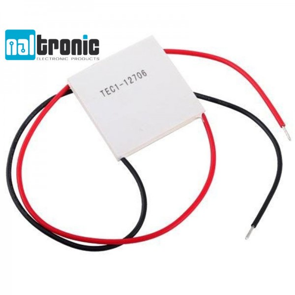 TEC1-12706 Peltierelement Thermoelektrisch Modul 12V 6A 60W Tec 204