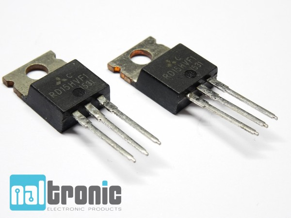 RD15HVF1 MITSUBISH TO220 TO-220 IC MOSFET Power Transistor