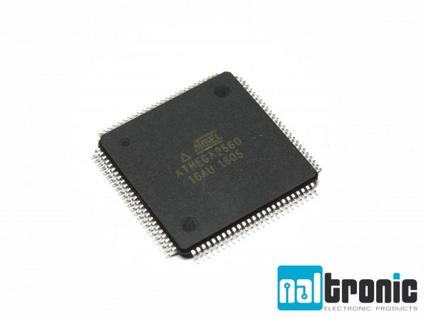 Atmel ATMEGA2560-16AU ATMEGA2560 IC MCU 8BIT 256KB FLASH AVR Controller TQFP-100