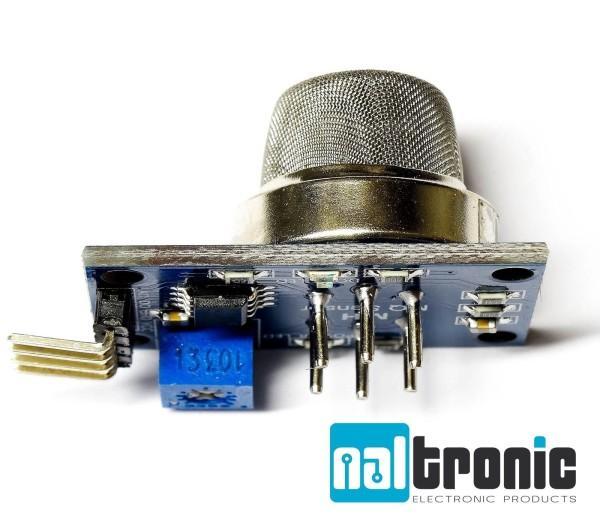MQ-2 MQ2 Rauch Gas LPG Butan Hydrogen MethanGas Sensor Detector Arduino 208