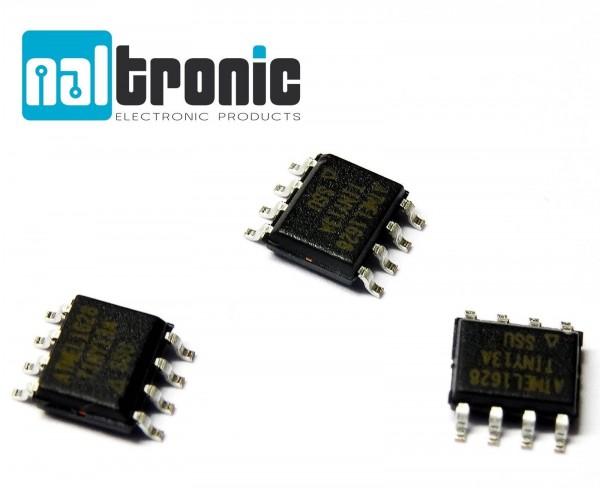 ATTINY13A ATTINY13A-SSU 20MHz 8Bit Mikrocontroller 1Kb Memory Flash SOIC8 A40