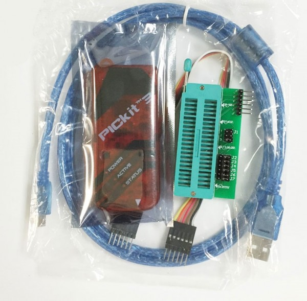 PICKIT3 Programmer Debugger Adapter Development Controller Emulator PIC ICD2