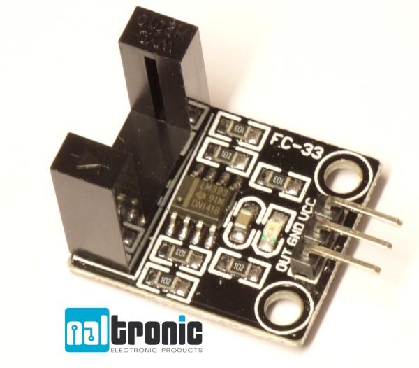 5V DC Lichtschranke Sensor Modul Infrarot Korrelation Sensor 66
