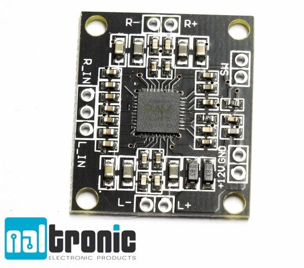 PAM8610 Digital Verstärkerplatine 2x15 Watt 4-8Ohm 7-15V Amplifier Board 177