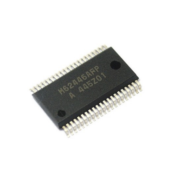 M62446FP M62446 SSOP42 Sockel SSOP-42 6 Kanal Volume Tone Control Chip