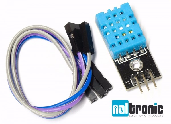 DHT11 Digital Temperatur Luftfeuchtigkeit Sensor Modul für Arduino Raspberry