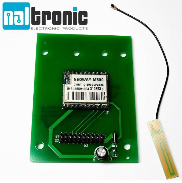 GSM GPRS Modul Arduino Atmel AVR ST NEOWAY M590E SIM 900M-1800M Frequenz-Band