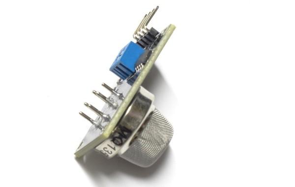 MQ-135 Gas Luft Qualität Sensor Modul Amoniak Methan Rauch Sensor Arduino 129