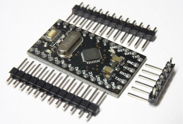 Arduino kompatibel Pro Mini 168 Mini ATMEGA168 5V 16MHz 63