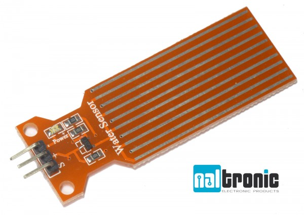 Füllstandsensor Wassersensor Flüssigkeit Wasser Füllstand Sensor Arduino 12