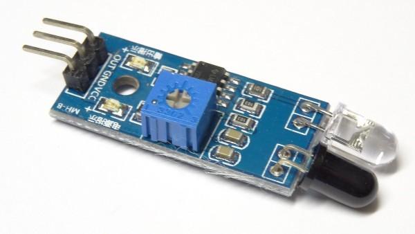 Arduino IR Infrarot Modul Sensor Hinderniserkennung Hindernisvermeidung Board 37