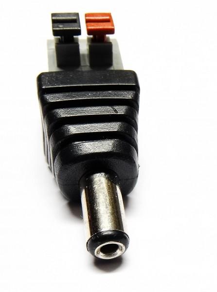 DC Stecker Buchse Kupplung Hohlstecker Hohlbuchse Steckverbinder 5,5x2,1mm DC