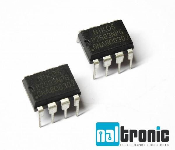 NIKOS P2503NPG DIP-8 DIP8 IC CHip Field Effect Transistor P2503NPG