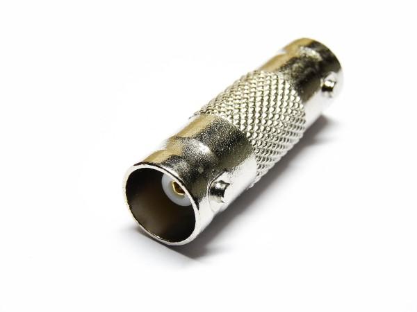 BNC Buchse auf Buchse Adapter Verlängerung RG6 RG59 Adapter Coaxial Kupplung
